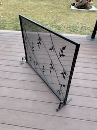 Fireplace metal screen 39 x 30 Mississauga, L5A 3C2