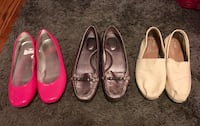 Women's shoes - 7.5-8.5 Webster Groves, 63119