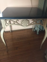 Marble top coffee table and side table Toronto