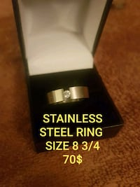 BEAUTIFUL STAINLESS STEEL RING