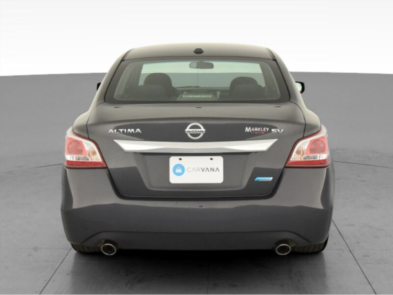 2013 Nissan Altima sedan 2.5 SV Sedan 4D Gray  8