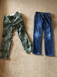 Boys size 7 clothes  Santa Maria, 93458