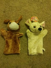 Hand puppets Lakewood Township, 08701