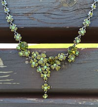 Brand new green necklace Toronto, M4H 1P3