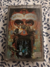 Michael Jackson 's audio cassette:Dangerous Falls Church, 22043
