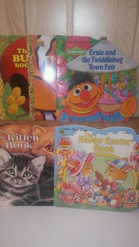 Little golden shape books Citrus Heights, 95621