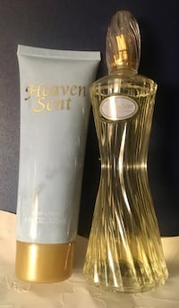 Heaven Scent perfume & lotion