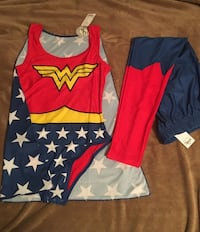 NEW Wonder Woman sz Small McAllen, 78501