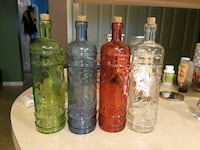 four glass bottles  Wylie, 75098