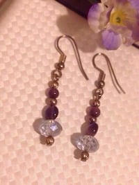 Crystal Earrings  3148 km
