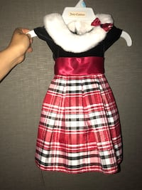 red and white plaid dress Los Angeles, 90020