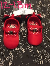 12-18 month new shoes  Bakersfield, 93305