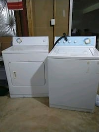 white washer and dryer set Walkersville, 21793