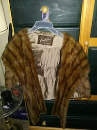 Arm in fur jacket Haltom City, 76117