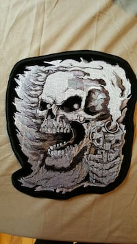 OUTLAW JACKET PATCH