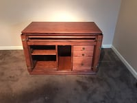 Solid wood computer desk Clifton, 20124