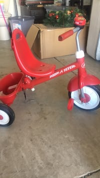 Radio Flyer Child Tricycle with Cars bell Virginia Beach, 23456