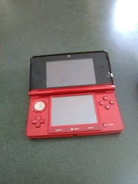 red Nintendo DS handheld console Alexandria, 22305