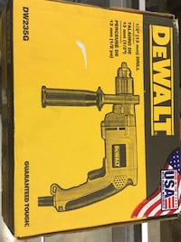 Dewalt drill with handle Manassas Park, 20111