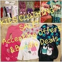 KIDS CLOTHING SALE! Back-2-School!!! Vacaville, 95687