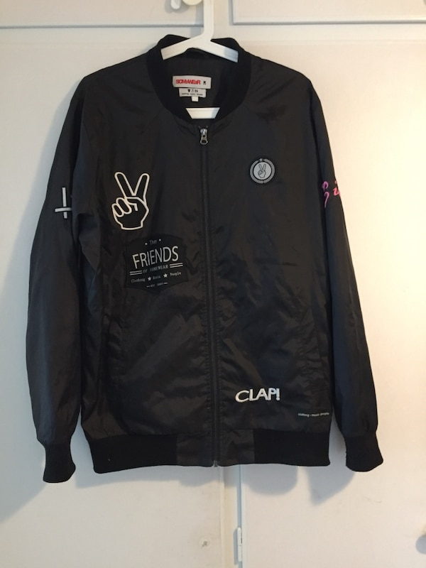 Somewear windbreaker