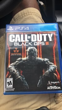 Black ops 3 ps4 Kissimmee, 34741