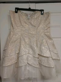 Homecoming dress Trenton, 45067