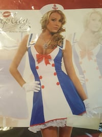 NEW in package Sailor halloween costume size S/M Florence, 39073