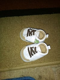 Newborn boy shoes 82 km
