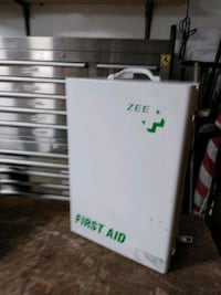 First aid kit fully stocked over 350 new Puyallup, 98373