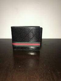100% authentic black GG Gucci wallet new Toronto, M4C