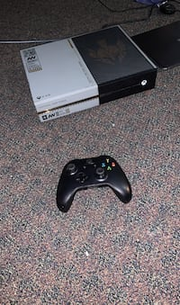 Xbox one 500 gb black ops edition