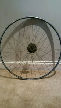 Vintage Campagnolo Record Hubs Mavic Wheelset Annandale