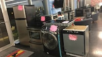 Warranty and delivery - stove/cooktop / Fridge  Toronto, M3J 3K7