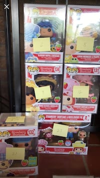 Strawberry Shortcake Funko Pop Lot Toccoa, 30577