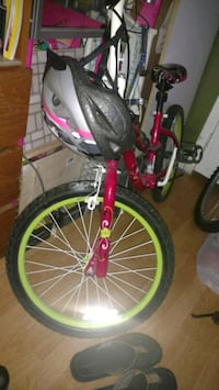 toddler's red and white bicycle Fairfax, 22031