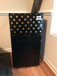 Black mini fridge with freezer  Knightdale, 27545