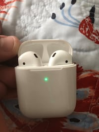 Airpods V2. I paid 200 for them and have only had them for a month.