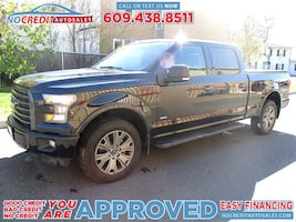 2014 Ford F-150 FX4,
