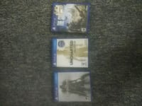 3 ps4 games Mount Hope, 67108