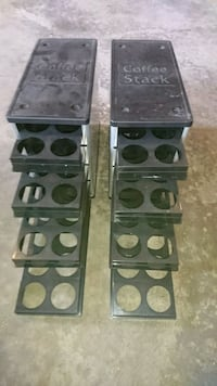 Stackable K-cup towers Barrie, L4M 6H5