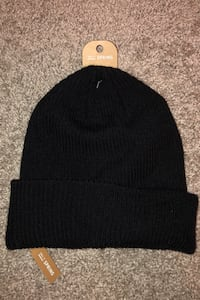 Black beanie - BRAND NEW Woodstock, N4V