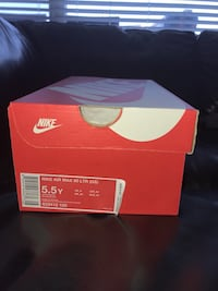 Air Max *meant for size 6. only warn once Toronto, M2J 1L7