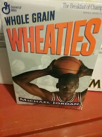 1994 Michael Jordan Wheaties Box unopened l Roanoke, 24012