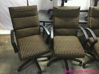 4 Chairs. All same.