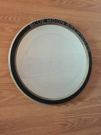 Blue moon mirror Palm Harbor, 34684