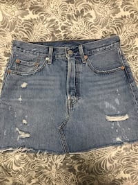 Levi's skirt size 27 GREAT CONDITION Toronto, M4P 1R2