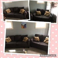 Couch with matching loveseat  Taylor, 48180