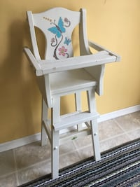 Doll High Chair  Lincoln, L0R
