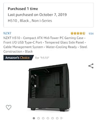 NZXT H510 Compact ATX Case Plant City, 33567